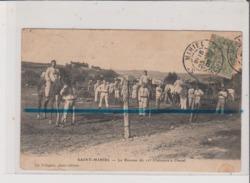 CPA - ST SAINT MIHIEL - Le Bivouac Du 12 E Chasseurs à Cheval - Saint Mihiel