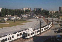 CPM Le Tramway A Changé Nantes Place De Pirmil 1994 - Nantes
