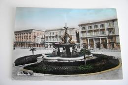 GIOVINAZZO   PUGLIA BARI  VIAGGIATA   COME DA FOTO   ACQUERELLATA - Bari