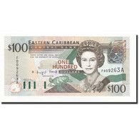 Etats Des Caraibes Orientales, 100 Dollars, Undated (2003), KM:46a, NEUF - Caraïbes Orientales