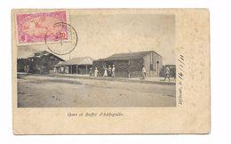 GARE ET BUFFET D'ADDAGALLA (ETHIOPIE) - Ethiopia