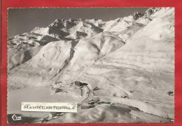 Station Du Lac De TIGNES - Savoie - Vue Générale Aérienne Et Pistes De Ski - CPM - Otros Municipios