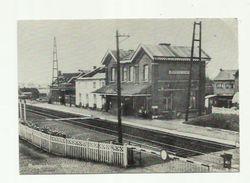 -  **  BUGGENHOUT       **- Station - - Buggenhout