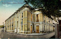 Venezuela - Puerto Cabello - Teatro Municipal - ANTONIO HILDERS - Venezuela