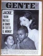 Rivista Magazine - Gente N° 52 1965 - Kim Novak Lauren Bacall Corrado Mantoni - Livres, BD, Revues