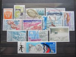 VEND BEAUX TIMBRES DES T.A.A.F. ANNEE 1995 COMPLETE + P.A. , XX !!! - French Southern And Antarctic Territories (TAAF)