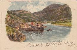 Eide Im Hardangerfjord - Litho - 1902       (A-51-110917/3) - Norvegia