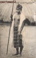 HAUTE-GUINEE FEMME DJALLONKE ETHNOLOGIE EROTISME EROTICISM NAKED WOMAN AFRIQUE OCCIDENTALE - Guinée Française