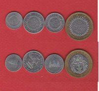 Cambodge /  Lot De 4 Monnaies - Cambodge