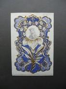 Santino Rosa In Rilievo Maria Seconda Metà Ottocento Religione Fede - Altre Collezioni