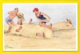 A La Plage Schoenpflug (B.K.W.I. 680-1) - Schoenpflug, Fritz