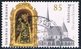 Allemagne Fédérale - 20e Anniversaire Du Réseau Des Lieux De Pélerinage En Europe 3034 (année 2016) Oblit. - [7] République Fédérale