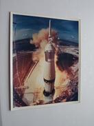 ESRO 1 ( Aurora ) SPACE SATELLITE Anno 1968 : Great Lot ( OERLIKON - CONTRAVES Zürich + Anniversary Celebration 1993 ) ! - Aviation