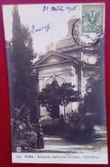CPA 1906 EUROPE ITALIE ROMA ROME Abbazia Delle Tre Fontaine - GIARDINO - N.P.G N°554 - Churches