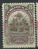 Haiti - Yvert N° 109 (*) -- Cw28224 - Haití
