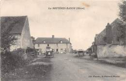 58 - NIEVRE / Les Bruyères Radon - 58994 - Rue Principale - France