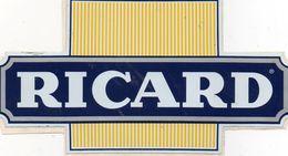 Autocollant RICARD - Stickers