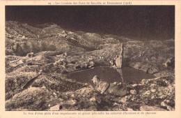 55 LES COMBATS DES FORTS DE SOUVILLE ET DOUAUMONT 1916 LE TROU D OBUS PLEIN D EAU EMPOISONNEE - Douaumont