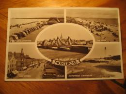 MONTROSE Scurdyness Lighthouse Phare 1953 Cancel Post Card Angus Scotland UK GB - Angus