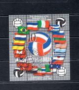 9279 Jugoslawien, Jugoslawia, Mi Block 48 Gest., Volleyball Japan 1998 - 1992-2003 Sozialistische Republik Jugoslawien
