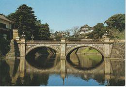 (JAP29) TOKYO. NIJUBASHI BRIDGE. IMPERIAL PALACE ... UNUSED - Tokyo