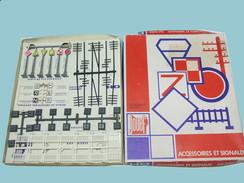 Jouef - ACCESSOIRES ET SIGNAUX Barrières Poteaux Télégraphiques Réf. 2686 HO 1/87 (1) - Scenery