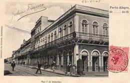 PORTO  ALEGRE   -  Rue Du 7 Septembre - Non Classés