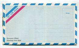 Enveloppe Lettre Souvenir D'Haiti - Old Paper