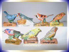 Oiseaux Rois Des Jardins .. Lot De 7 ... Ref AFF : 96-2006.. (pan 0036) - Animals