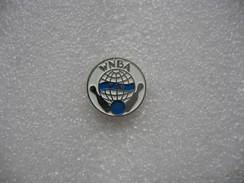 Pin's Du Club De Bowling WNBA (World Ninepin Bowling Association) FIQ - Bowling