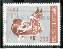 PERÚ-Yv. 737-PER-10625 - Peru