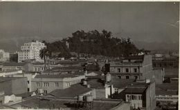 CHILE. SANTIAGO VISTA PARCIAL. POSTAL FOTOGRAFICA ENRIQUE MORA - Chile