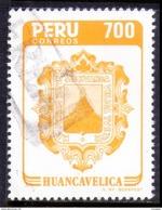 PERÚ    -    Yv. 801    -                PER-10631 - Peru