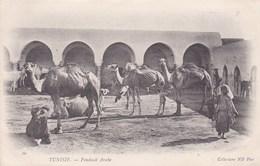 TUNISIA - FONDOUK ARABE - Tunisia