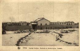 China - Vicariaat Swi-Yuan - Residentie Te Ho-hiun-ing-tze, 's Winters - China