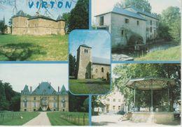 (BE678)  VIRTON . MOULIN. NORIA. KIOSQUE - Virton