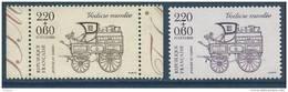 "FR YT 2525 Et 2526 "" Journée Du Timbre "" 1988 Neuf ** - Unused Stamps"