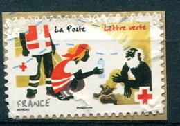 France 2015 - Autoadhésif YT 1270 (o) Sur Fragment - Adhésifs (autocollants)