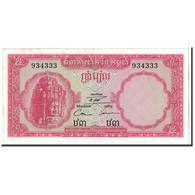 Cambodge, 5 Riels, Undated (1962-75), KM:10c, SPL+ - Cambodia