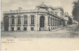 VERVIERS   LA BANQUE NATIONALE     (  ECRITE  1903) - Verviers