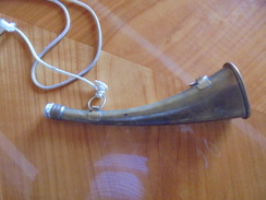 Ancien - Reste De Petit Clairon ELLESS France - Musical Instruments