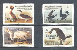 Barbuda - 1985 John James Audubon *mint HINGED*__(TH-4194) - Antigua En Barbuda (1981-...)