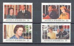 Barbuda - 1991 Queen Elisabeth II *mint HINGED*__(TH-11219) - Antigua Und Barbuda (1981-...)