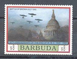 Barbuda - 1995 WW2 *mint HINGED*__(TH-13161) - Antigua Et Barbuda (1981-...)