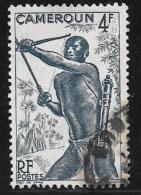 Cameroun, Scott # 315 Used Bowman, 1946 - Cameroun (1915-1959)