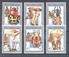 Madagascar - 1991 Scouts MNH__(TH-6823) - Madagascar (1960-...)