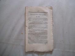 BULLETIN DES LOIS N° 601 25 SEPTEMBRE 1838 PROCLAMATION DES BREVETS D'INVENTION DELIVRES DEUXIEME TRIMESTRE,CESSIONS - Gesetze & Erlasse