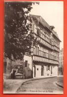 JAI-01  Bourg-en-Bresse Maison Du Bois Rue Du Palais. Circulé En 1911 - Autres