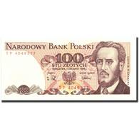 Pologne, 100 Zlotych, 1988, 1988-05-01, KM:143a, SPL - Pologne