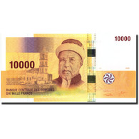 Comoros, 10,000 Francs, 2006, 2006, KM:19 - Comoros